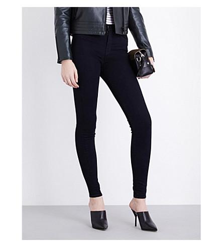J BRAND Maria super skinny jeans (Bluebird