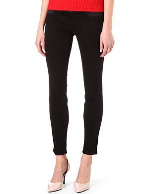 J BRAND Hewson maternity skinny low-rise jeans