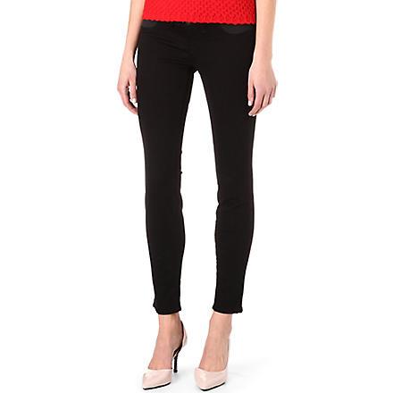 J BRAND Hewson maternity skinny low-rise jeans (Hewson