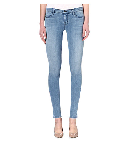 J BRAND 620 Photo Ready super skinny jeans (Treasure