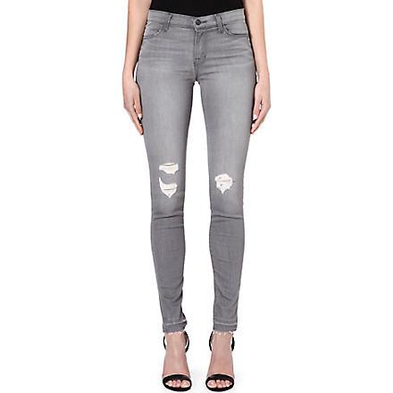 J BRAND 620 super-skinny jeans (Clich?