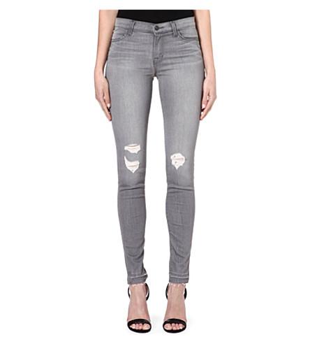 J BRAND 620 super-skinny jeans (Clich