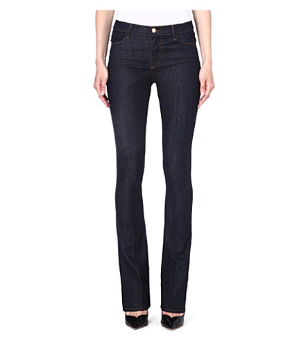 J BRAND Remy slim-fit bootcut jeans (Transmission