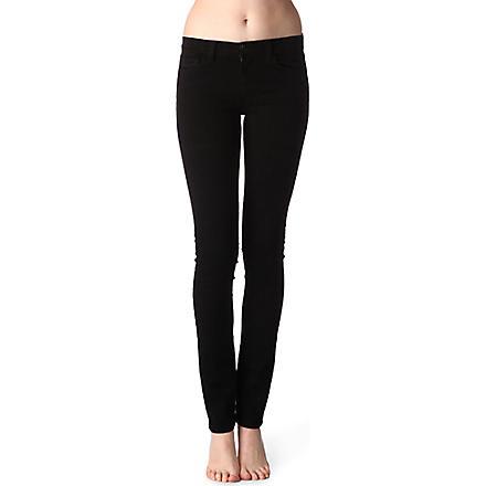 J BRAND 811 skinny mid-rise jeans (Shadow