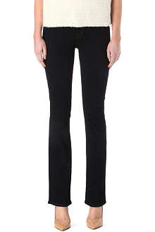 J BRAND 8117 Brooke bootcut mid-rise jeans