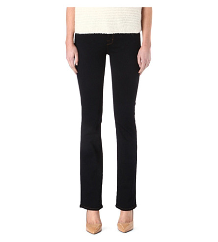 J BRAND 8117 Brooke bootcut mid-rise jeans (Aura