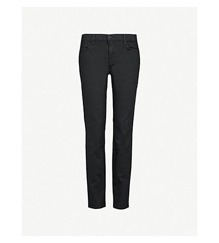 J BRAND 811 skinny mid-rise jeans (Vanity