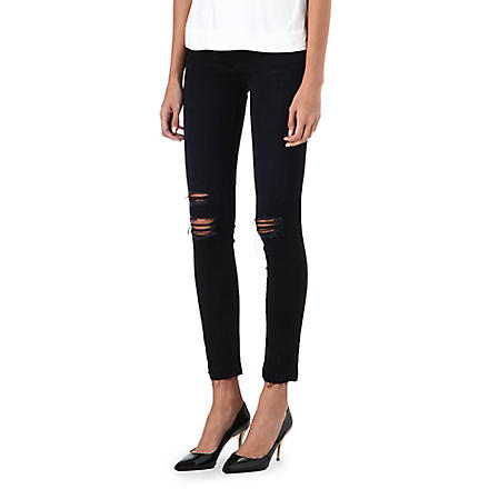 J BRAND 811 Photo Ready skinny mid-rise jeans (Backlash