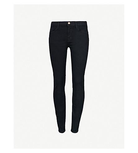 J BRAND 811 skinny mid-rise jeans (Bluebird