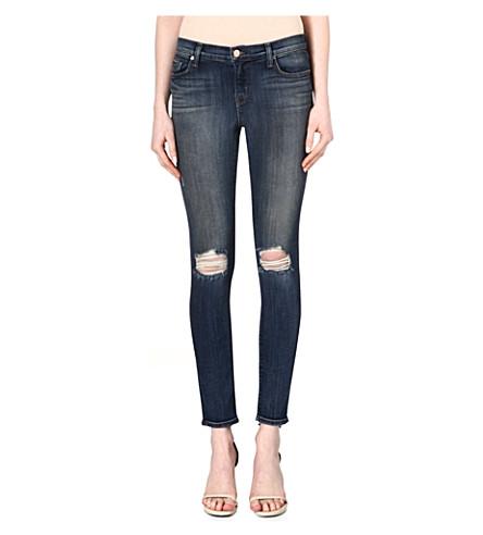 J BRAND 811 skinny mid-rise jeans (Misfit