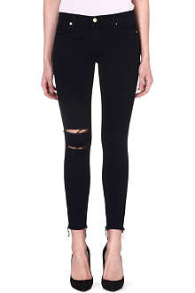 J BRAND 822 Photo Ready cropped skinny mid-rise jeans