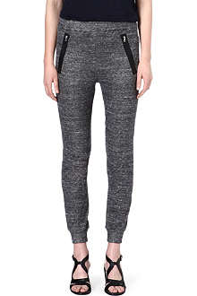 J BRAND FASHION Bourke jersey jogging bottoms