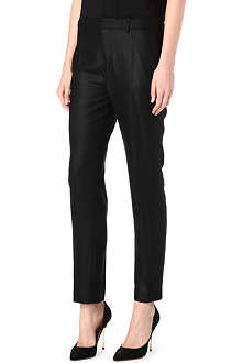 J BRAND FASHION Jennie straight-leg trousers