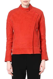 J BRAND FASHION Goodall leather jacket