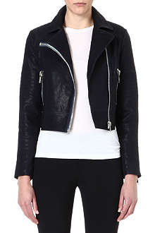 J BRAND FASHION Chiaki leather jacket