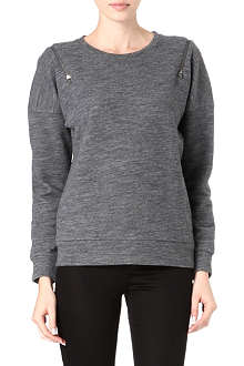 J BRAND FASHION Katarina wool-blend sweatshirt