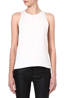J BRAND FASHION Nadkarni crepe top