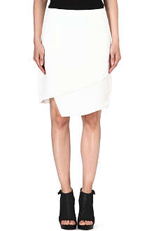 J BRAND FASHION Maryse crepe skirt