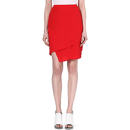 J BRAND FASHION Maryse crepe skirt (Masai