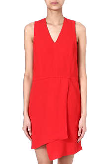 J BRAND FASHION Mina crepe dress