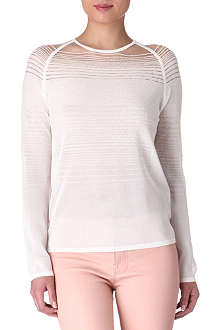 J BRAND FASHION Brigitte top