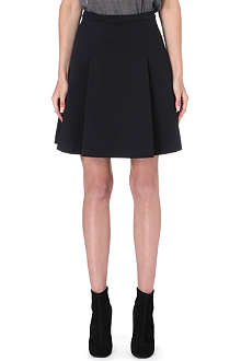 J BRAND FASHION Kimberly neoprene skirt