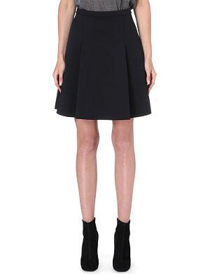 J BRAND FASHION Kimberly neoprene skirt