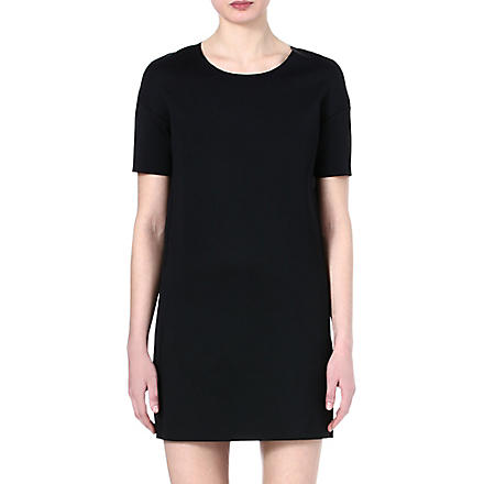 J BRAND FASHION Cabot scuba dress (Black