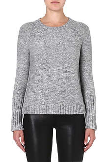 J BRAND FASHION Helms cotton-blend jumper