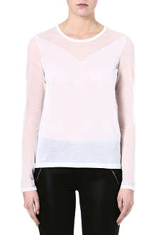 J BRAND FASHION Tilman knitted top