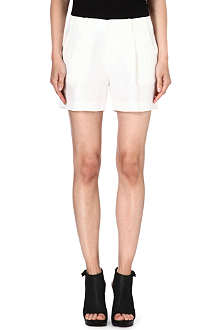 J BRAND FASHION Linen-blend shorts