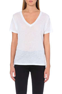 J BRAND FASHION Janis v-neck t-shirt