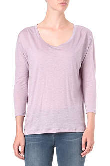 J BRAND FASHION Dusty long-sleeved t-shirt