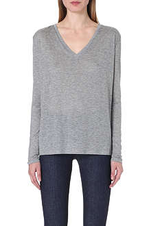 J BRAND FASHION Darby jersey top
