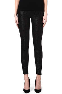 J BRAND L8001 Wildcat leather trousers
