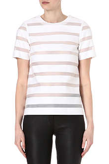 J BRAND FASHION Earhart cotton-blend top