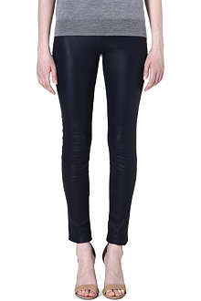 J BRAND FASHION Bartlett leather trousers