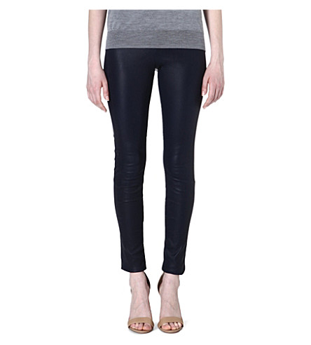J BRAND FASHION Bartlett leather trousers (Duke