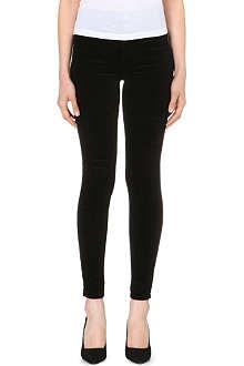 J BRAND Maria velveteen jeans