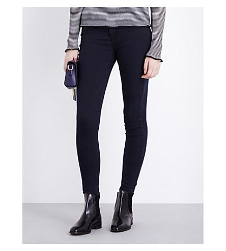 J BRAND Mama J super-skinny mid-rise maternity jeans (Olympia