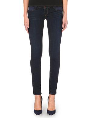 J BRAND 34112 Eminence skinny mid-rise maternity jeans