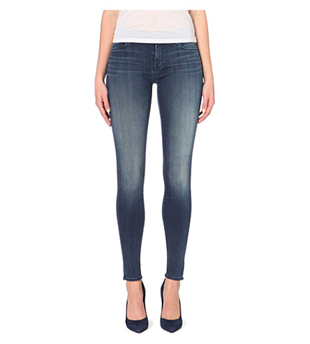 J BRAND 620 Stocking super-skinny mid-rise jeans (Suspense