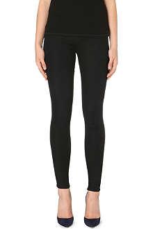 J BRAND Super-skinny mid-rise jeans