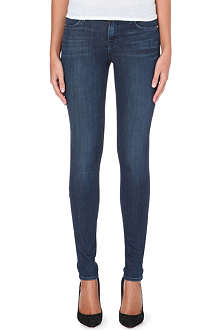 J BRAND Brooke bootcut mid-rise stretch-denim jeans
