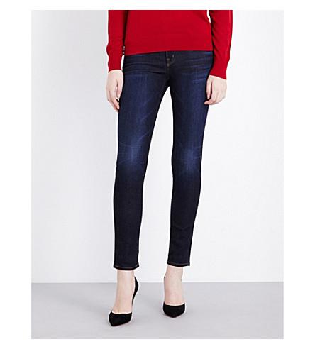 J BRAND 811 Covert skinny mid-rise jeans (Covert