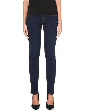 J BRAND Cigarette low-rise jeans