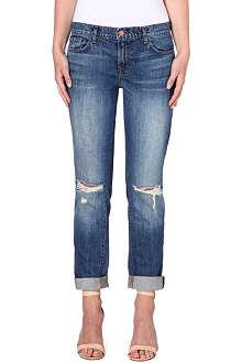J BRAND 9044 Jake boyfriend low-rise jeans