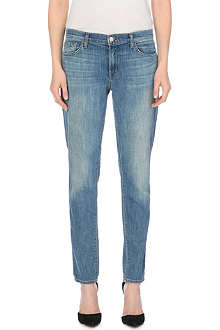 J BRAND Ellis straight-leg stretch-denim jeans