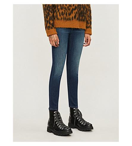 J BRAND 835 Capri skinny mid-rise jeans (Sublime