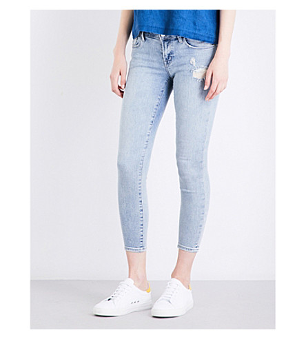J BRAND 9326 skinny low-rise jeans (Remnant